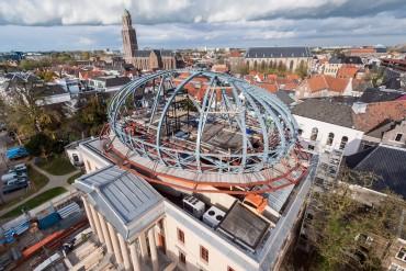 Opening museum De Fundatie