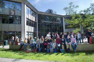 Gymnasium Celeanum viert 600 jaar Joan Cele